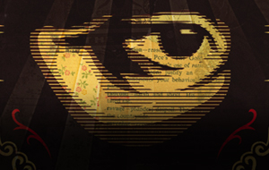 Thumbnail for Book Covers Are Watching You: A Selection of 1984 Cover Designs