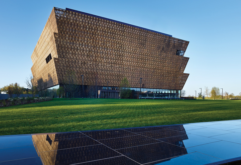 Smithsonian Institution, National Museum of African American History and Culture Architectural Photography