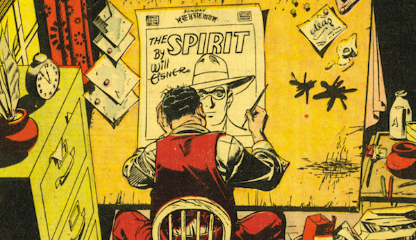 Thumbnail for Will Eisner and the Century of Comics as Art