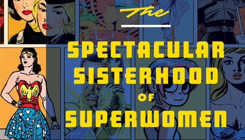 Thumbnail for Superwomen from Comic Book History