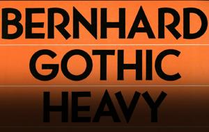 Thumbnail for Lucian Bernhard Type Design on Speed