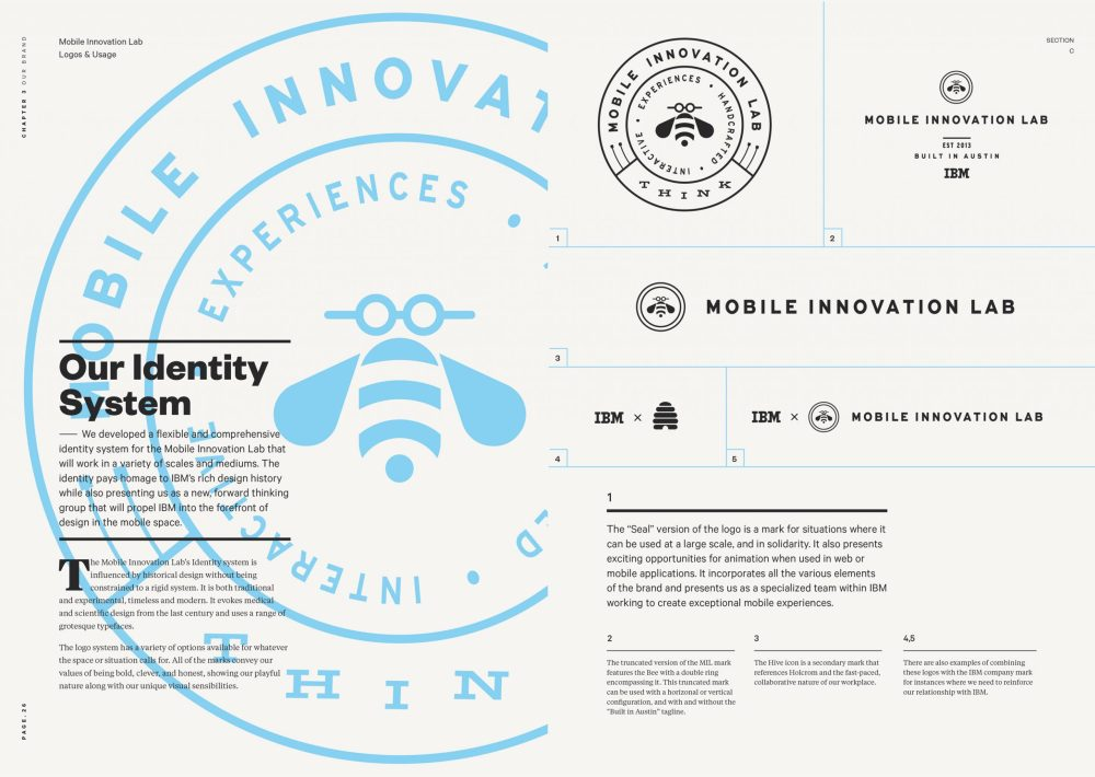 Hive Works Branding, personal project designed by Bethany Heck