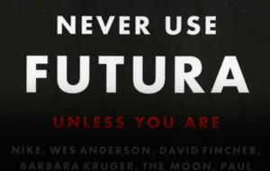 Thumbnail for Futura: Past, Present, Future