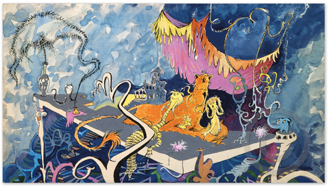 Thumbnail for 22 Dr. Seuss Illustrations You've Probably Never Seen