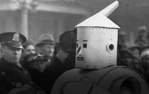 Thumbnail for Mechanical Men's Issues