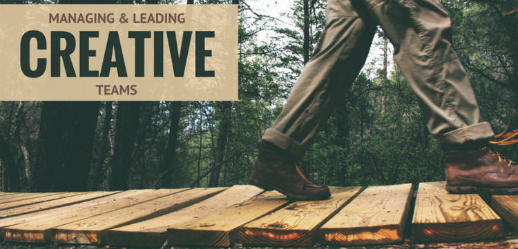managing and leading creative teams