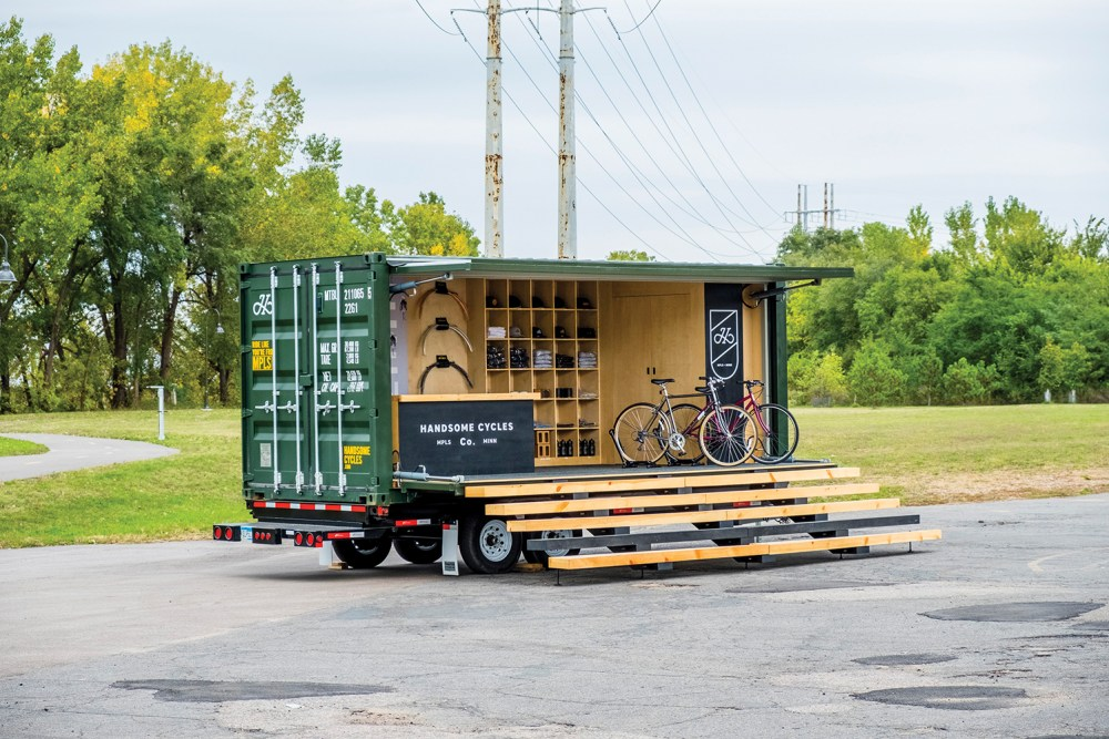 Handsome Cycles Mobile Shop