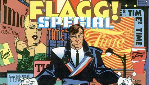 Thumbnail for Howard Chaykin Comics: Unpretentious, Unadulterated Fun