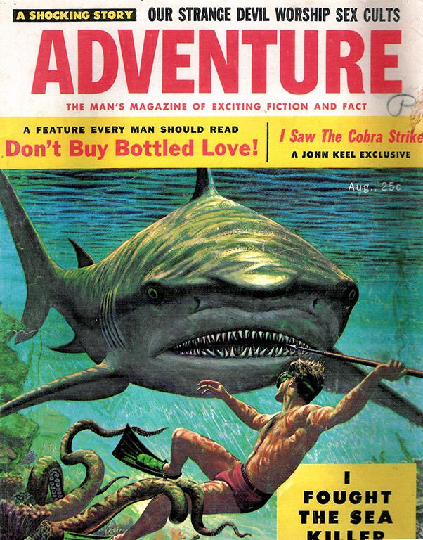 Thumbnail for Mort Künstler: Man of Adventure
