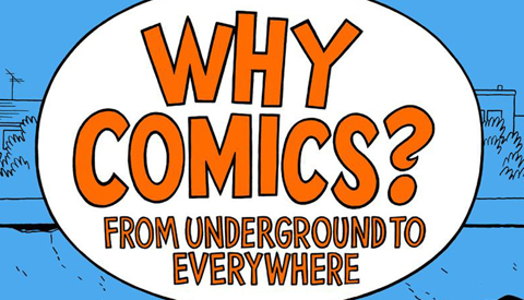 "Thumbnail for Hillary Chute Puts the ""Artistic"" into ""Literary"" Comics Studies"