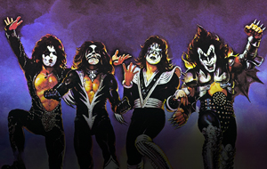 Thumbnail for Kiss and Tell: Artist Ken Kelly