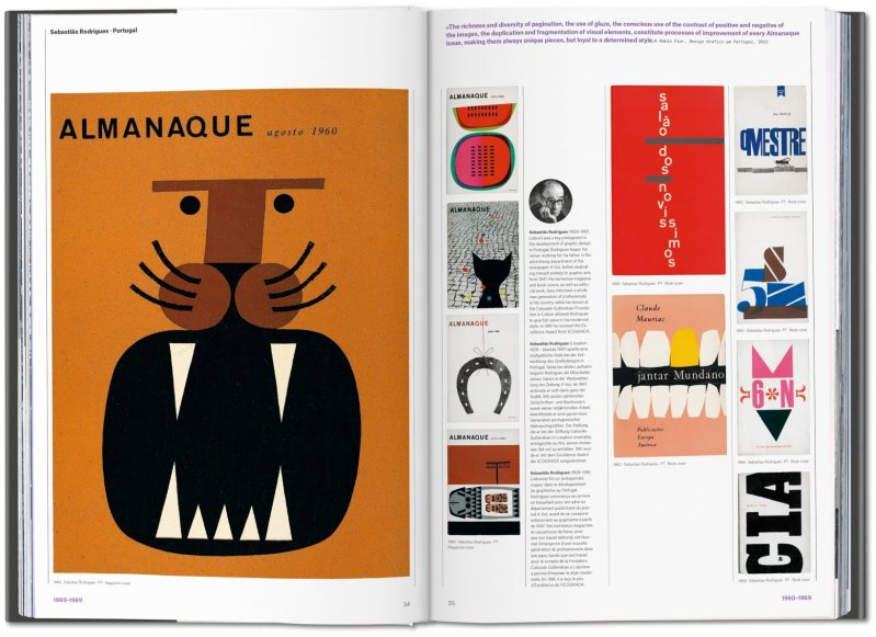 Thumbnail for The History of Graphic Design from Taschen Books