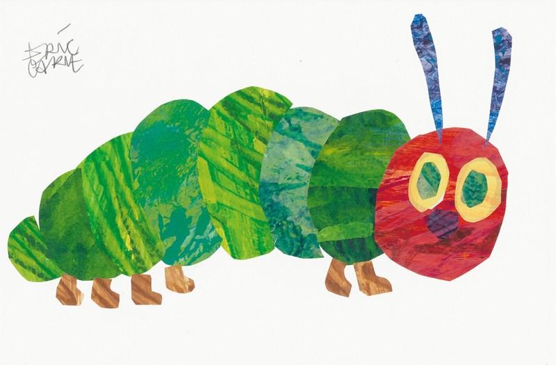 Thumbnail for The $20,000 Caterpillar