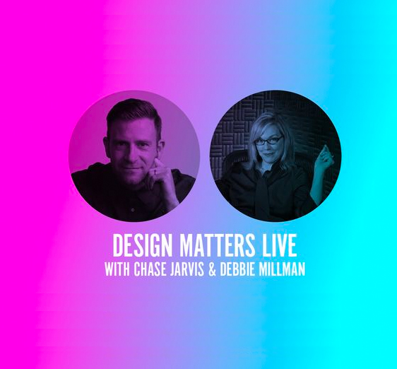 Thumbnail for Design Matters Live: Chase Jarvis