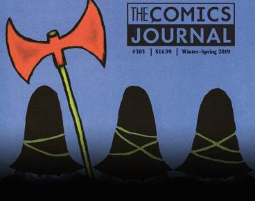 Thumbnail for The Comics Journal Returns!