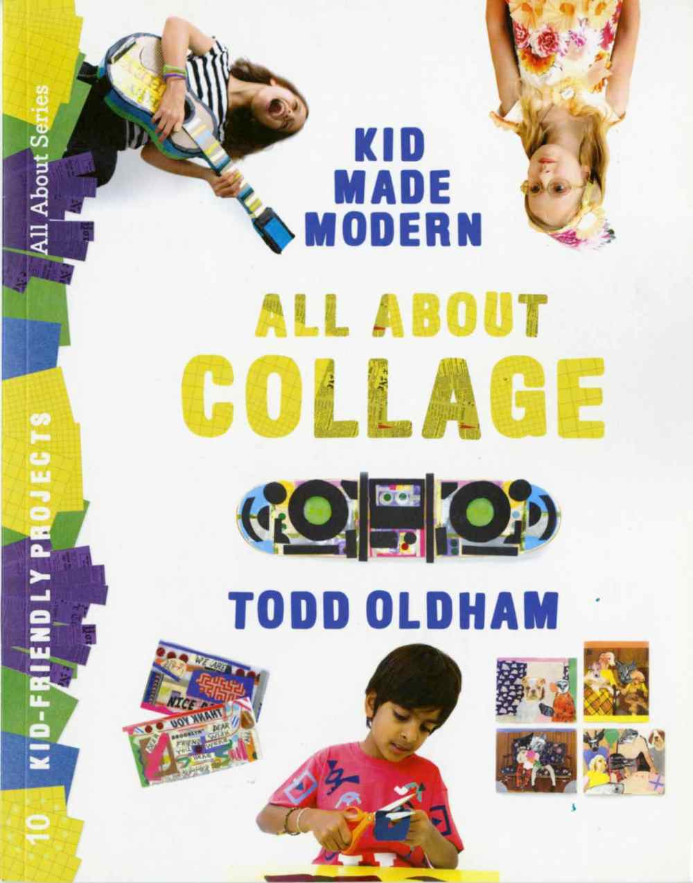 Kid Made Modern all about collage