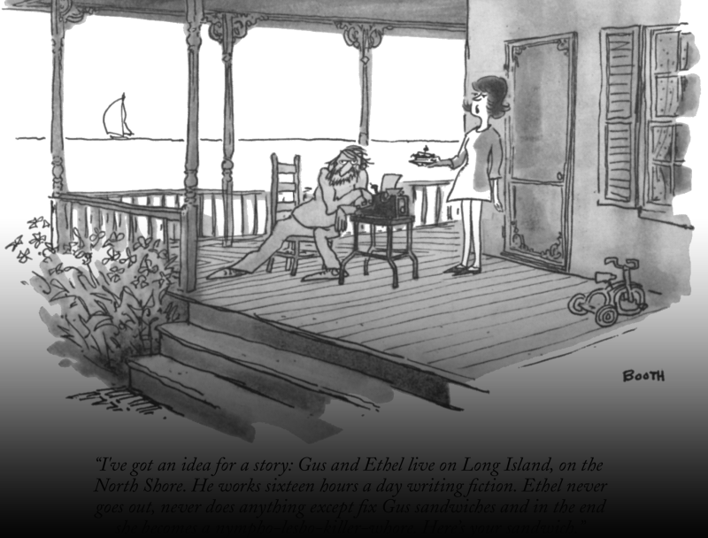 Thumbnail for George Booth: The New Yorker's Funniest Cartoonist