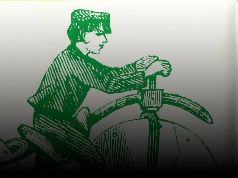 Thumbnail for Cycling From Spread To Spread