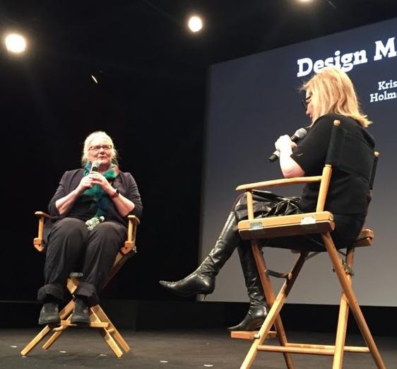 Thumbnail for Design Matters Live: Kris Holmes