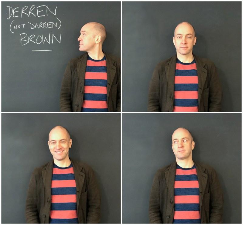 Thumbnail for Derren Brown