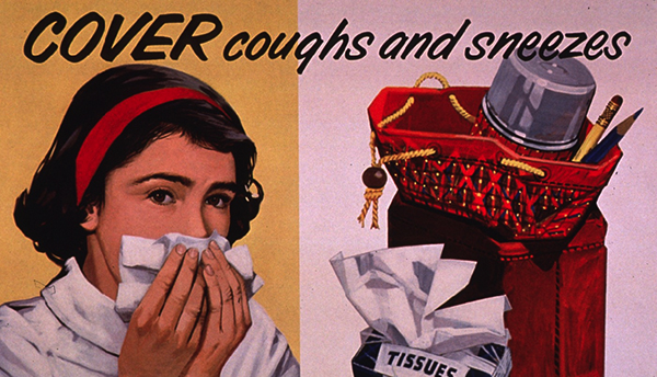 Thumbnail for Vintage PSAs: Coughs and Sneezes (Have Always) Spread Diseases
