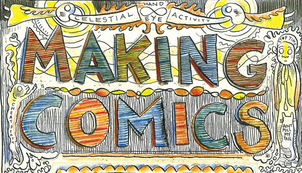 Thumbnail for Design Matters: Cartoonist Lynda Barry