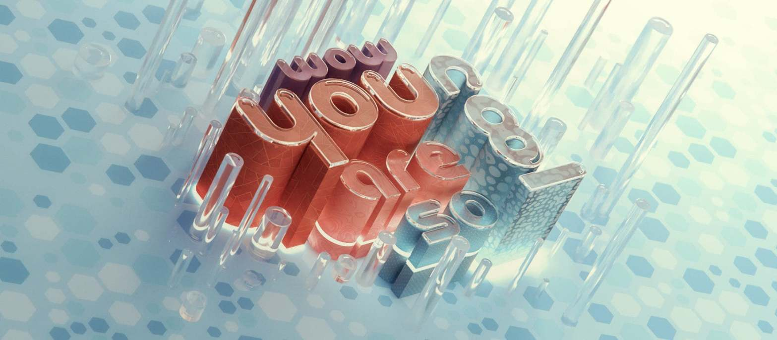 Thumbnail for Adobe Dimension April Release: Elevate Your Creative Designs with 3D Text and Customizable Shapes