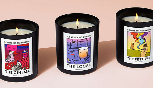 Thumbnail for Brand of the Day: Earl of East's Delightful Collaborative Candles