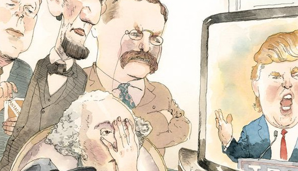 Thumbnail for Design Matters: 17 Quotes From Pulitzer Prize Winner Barry Blitt