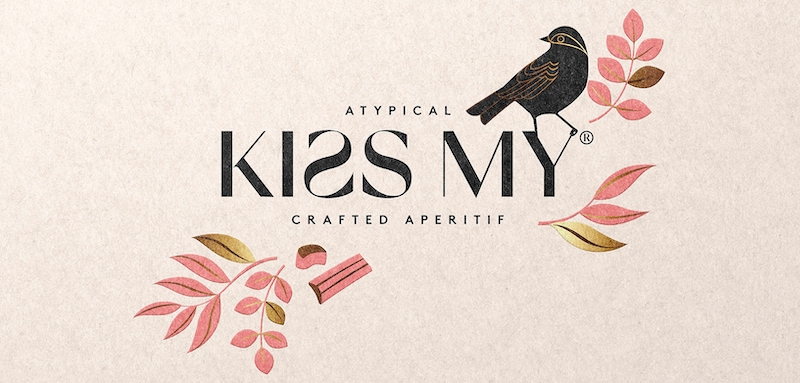 Kiss My - brothers Niels and Wouter Vandekerkhove design