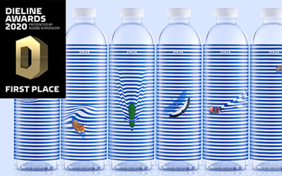 Thumbnail for 15 Packaging Delights From the Dieline Awards