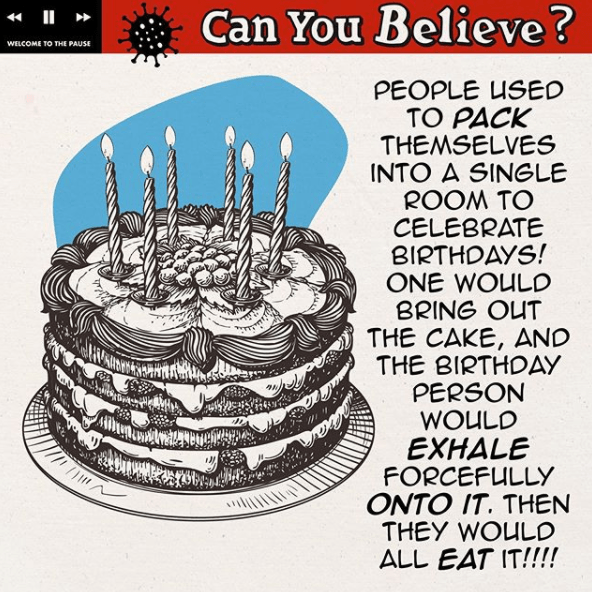 Can you believe? Cake