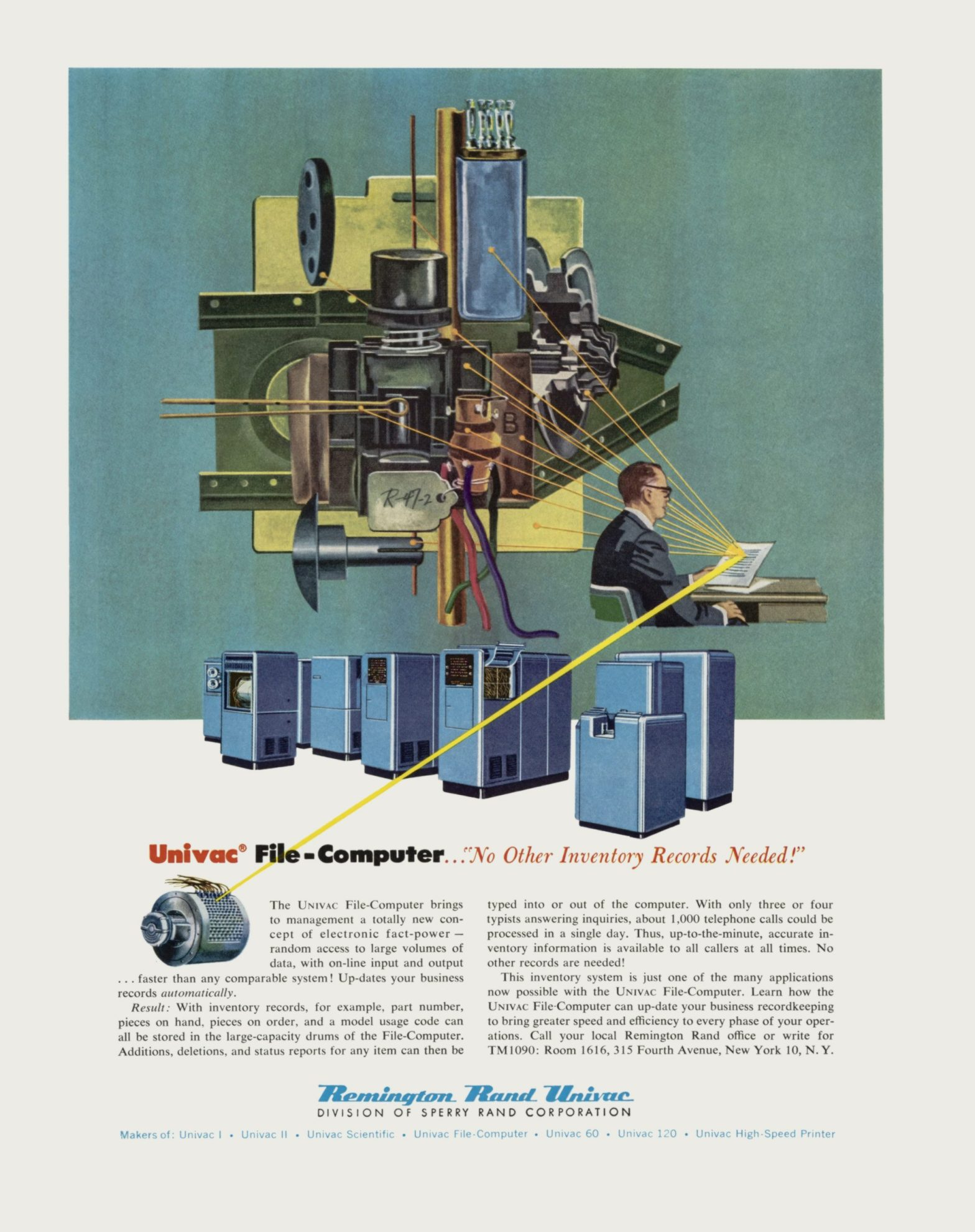Thumbnail for Do You Compute? Tech Ads From the Atomic Age to Y2K