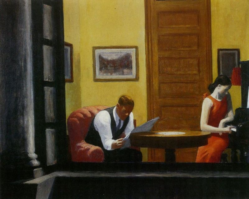 Thumbnail for Seeing Edward Hopper With New Eyes on His Birthday