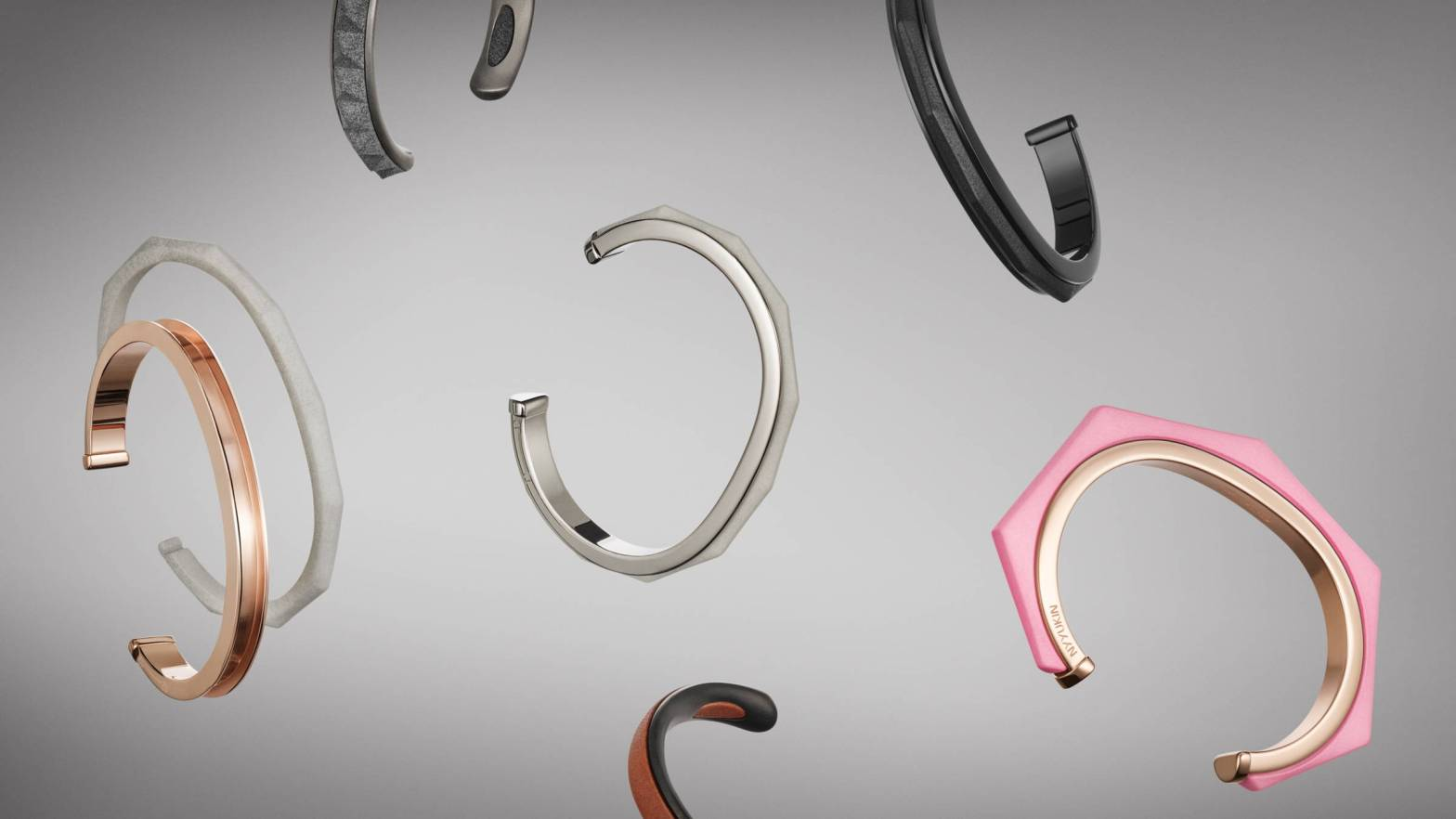 Thumbnail for Brand of the Day: Nyyukin, Jewelry Inspired by Graphic Design