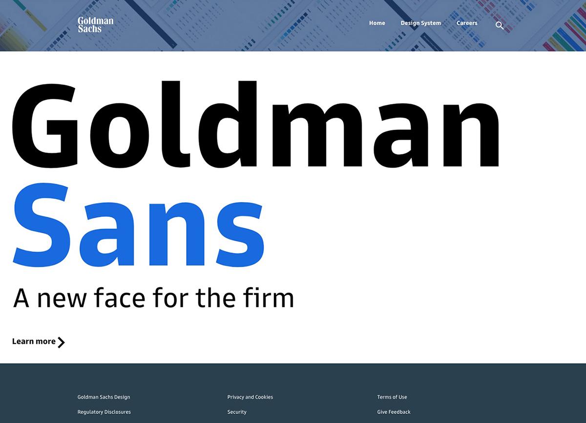 Thumbnail for The Curious Case of Goldman Sans