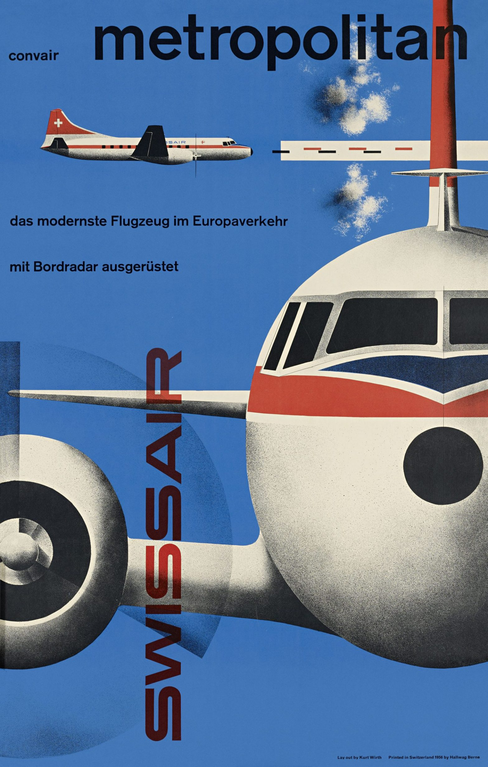 """Thumbnail for Escaping to the Skies With """"Airline Visual Identity 1945–1975"""""""