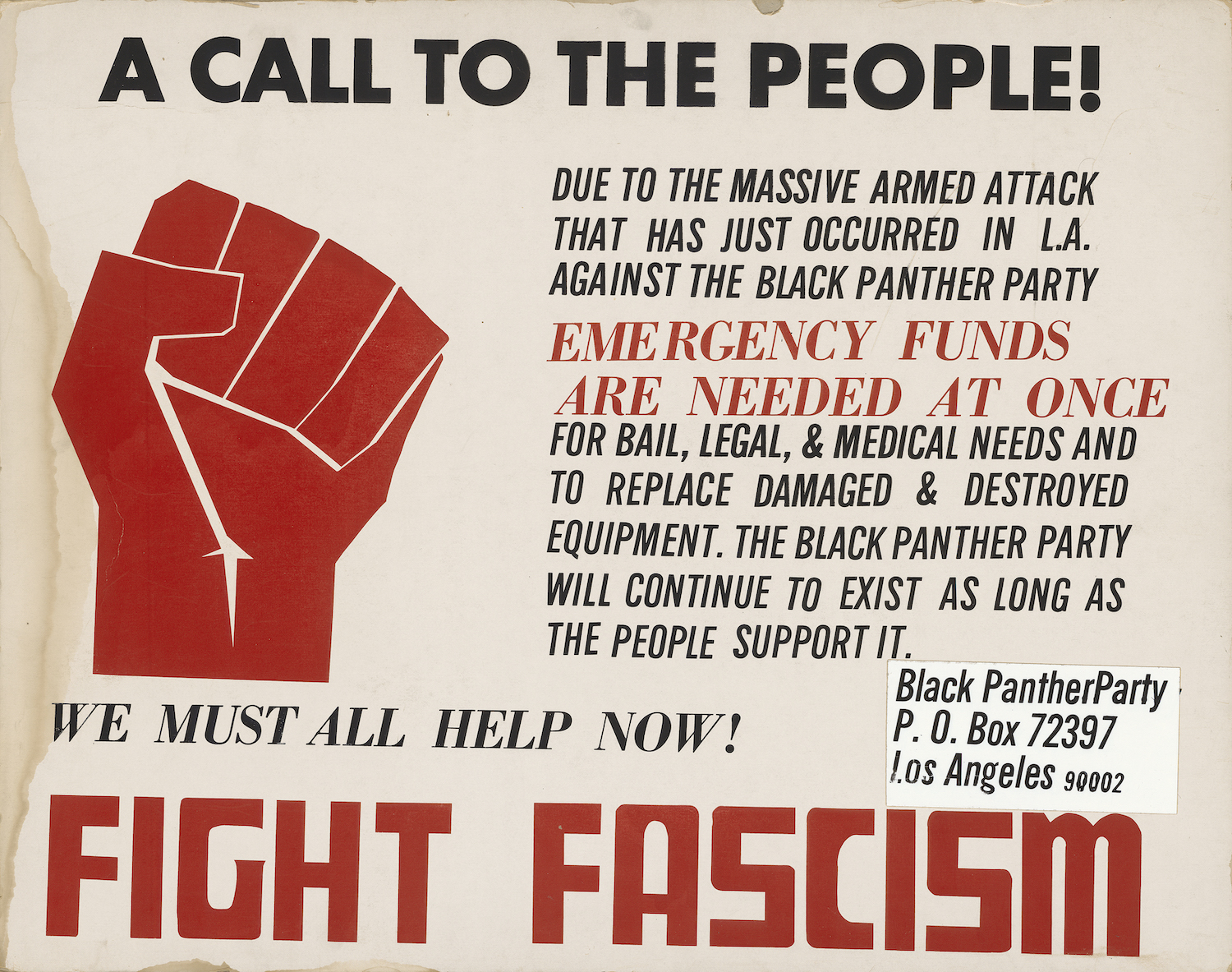 Thumbnail for Five Decades of Posters Protesting Police Violence
