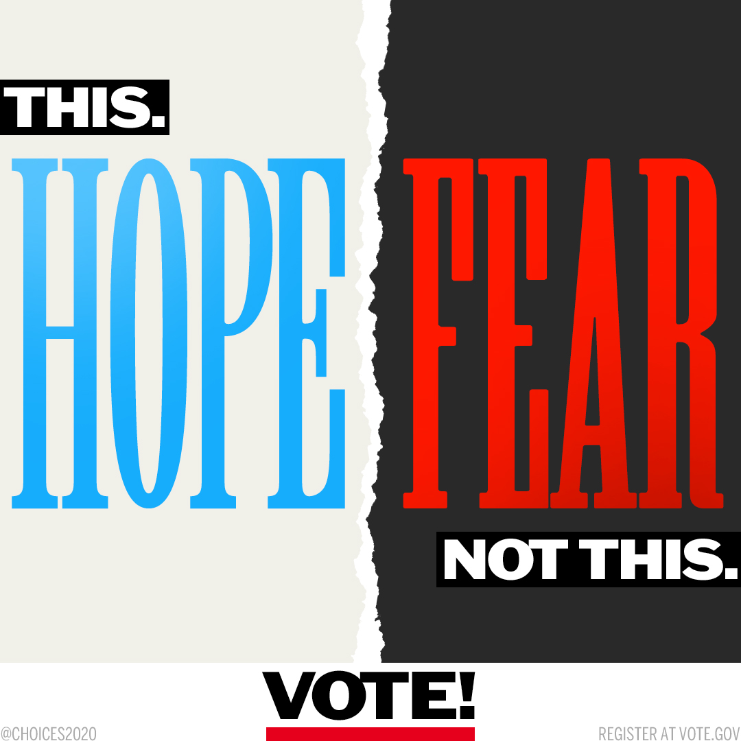 Thumbnail for The Daily Heller: Vote! Or Else!
