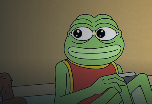 Thumbnail for The Daily Heller: Pepe the Frog Wronged By Alt-Right, Made Whole Again
