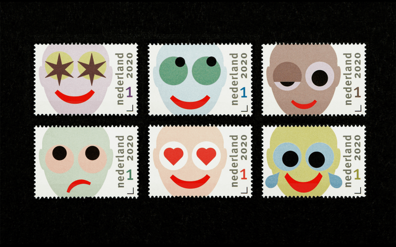 Thumbnail for Stamp Designs Go Dutch