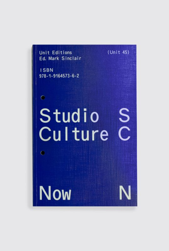Thumbnail for Studio Culture Now: A Guide to Surviving—and Maybe Even Thriving—in an Era of Striving