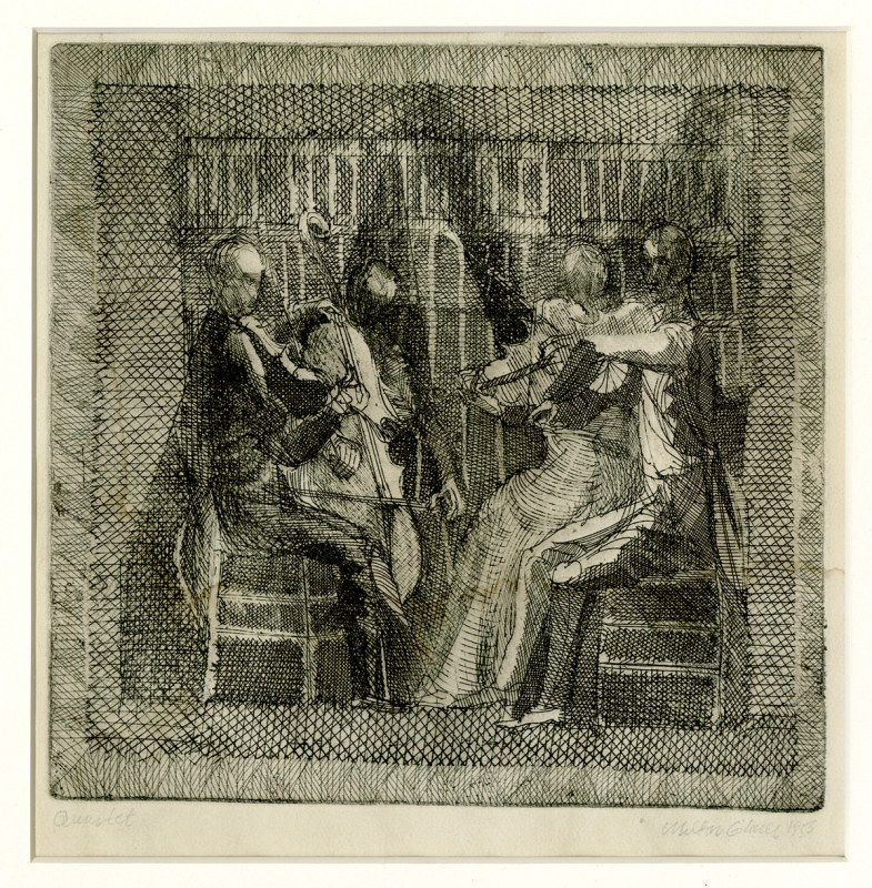 Thumbnail for The Glaser Nobody Knows: Milton's Early Italian Etchings