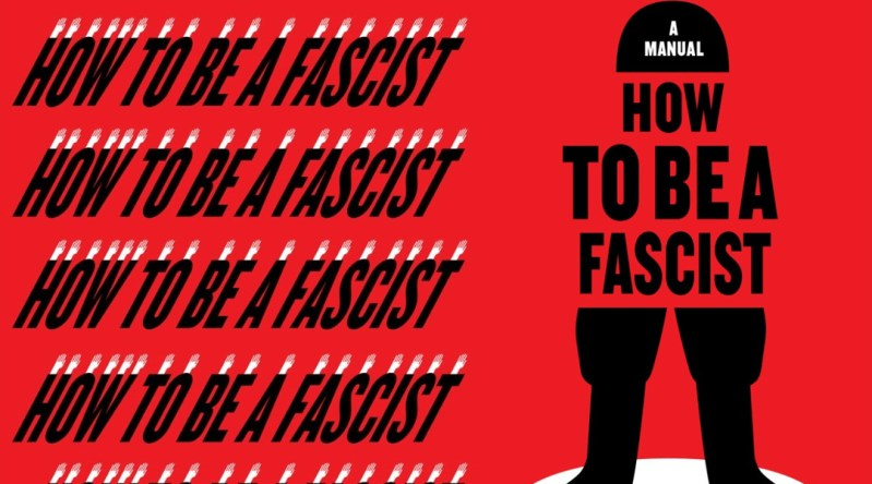 Thumbnail for The Daily Heller: Satiric Anti-Fascism is No Joke