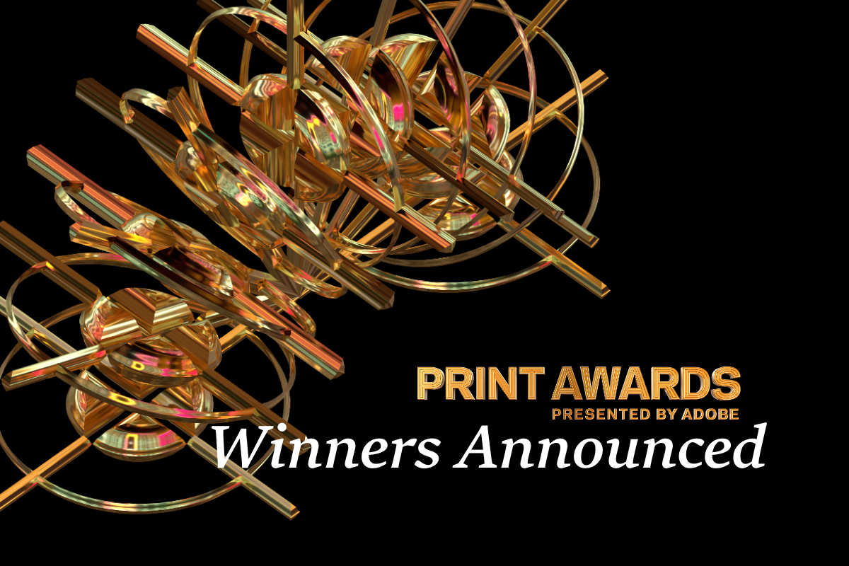 Thumbnail for The Best Graphic Design of the Year: Announcing the Winners of the PRINT Awards