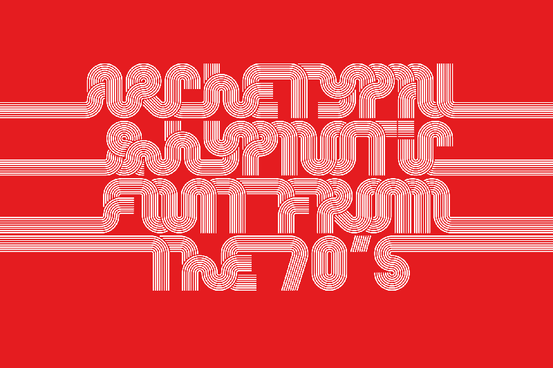 Thumbnail for 25 of Our Favorite New Typefaces of 2020