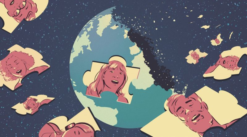 Thumbnail for Twenty Thousand Hertz: A Virtual Choir Around the World Sings as One