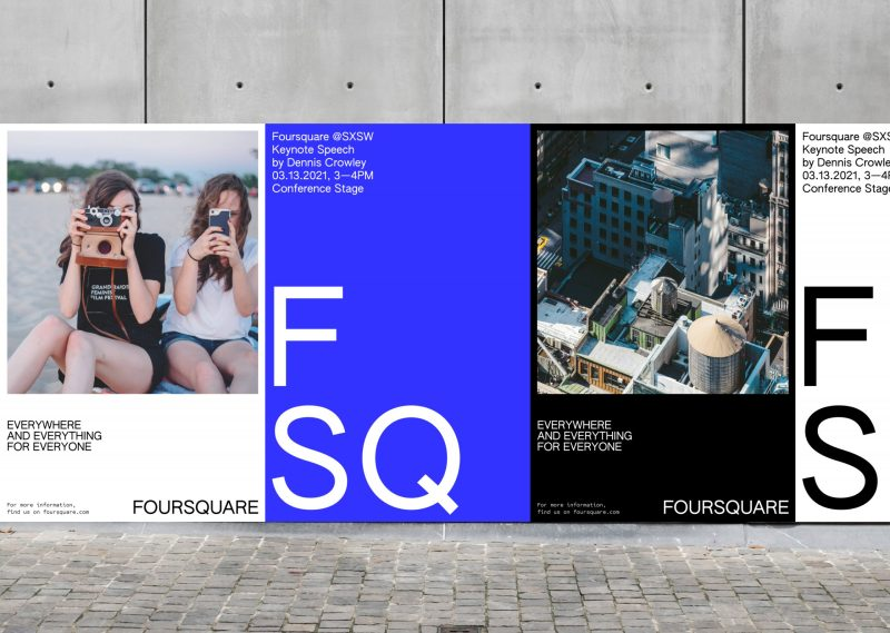 Thumbnail for Checking In on the Foursquare Rebrand