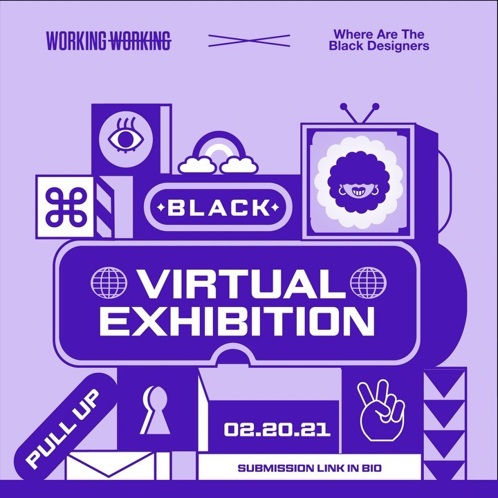 Thumbnail for Submissions Open For Where Are The Black Designers And Working Not Working Virtual Exhibition