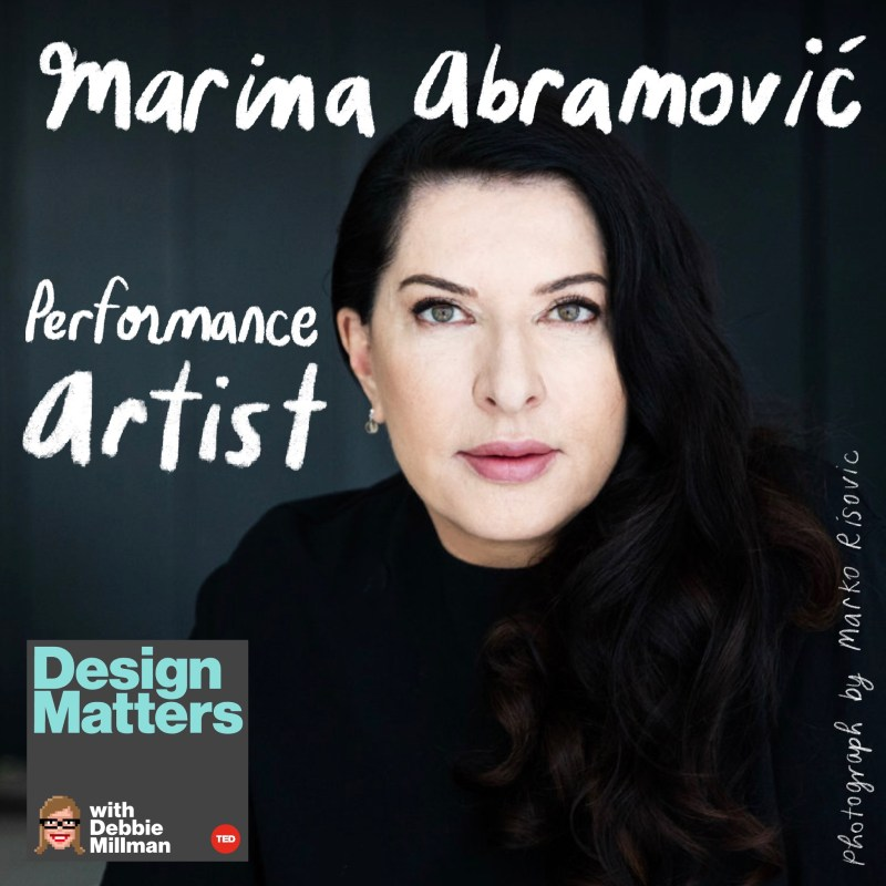 Thumbnail for Design Matters From the Archive: Marina Abramović
